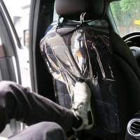 Захисна накидка від брудних ніг в автомобіль