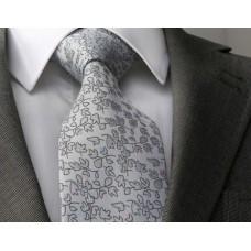 Красивый светлый галстук в наборе