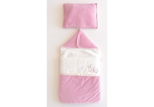 Конверт у візочок с подушкою
