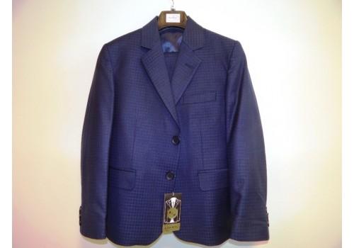 Шкільний костюм Lakids синій