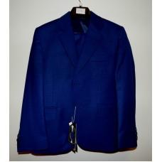Шкільний костюм Lakids синій однотонний