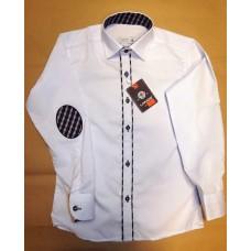 Сорочка біла для хлопчика