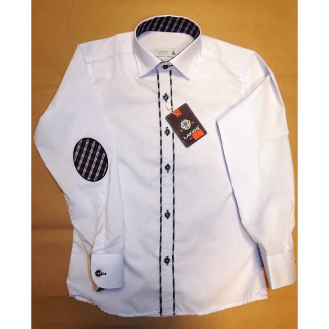 Купити сорочку білу для хлопчика. StyleRoyal 67e3553d462c6