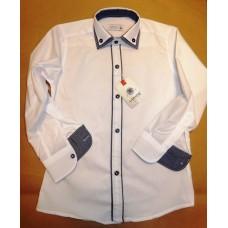 Сорочка для хлопчика біла