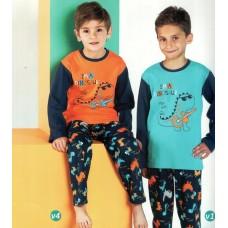 Пижама для мальчика «Дино»