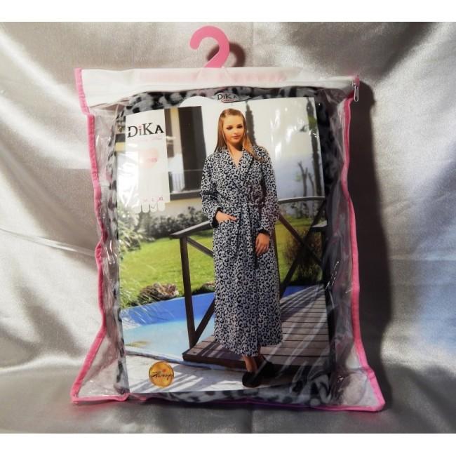 Купити довгий флісовий халат DiKa. StyleRoyal. 4bff70a9700f2