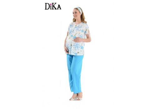 Літня піжама для вагітних