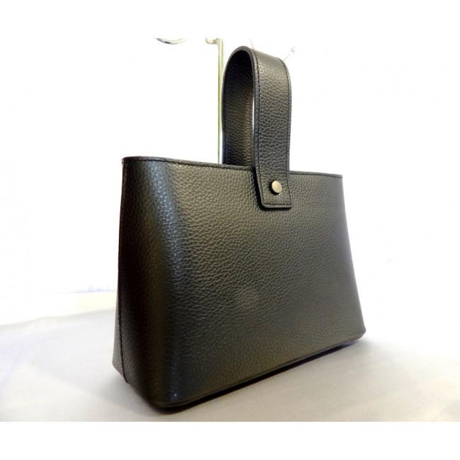 Купити стильну шкіряну сумку з нестандартним дизайном Virginia Conti ... 2b53436a56fd7
