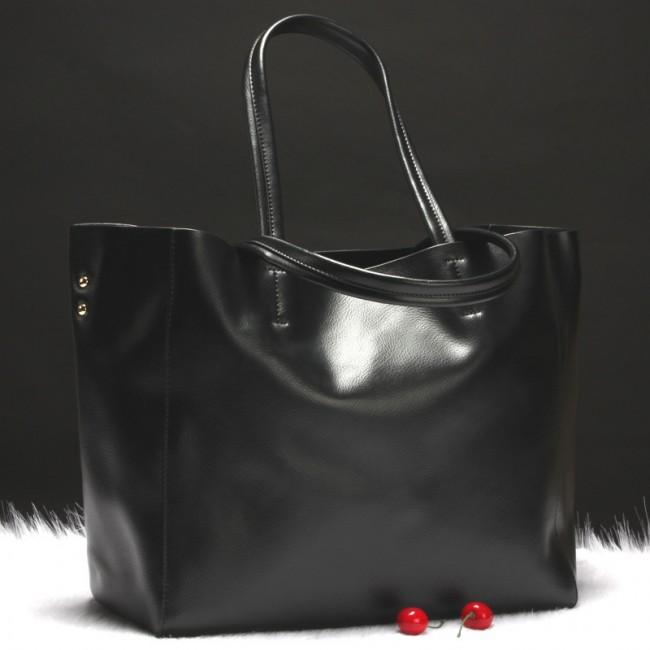 Купити шкіряну сумку шоппер. StyleRoyal. bf04a5061e94c