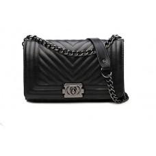 Модная каркасная сумка