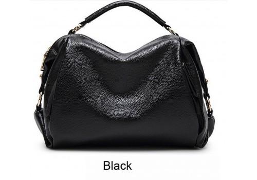Жіноча м'яка сумка середнього розміру