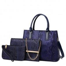 Набір жіночих сумок «Романтика» 3 в 1