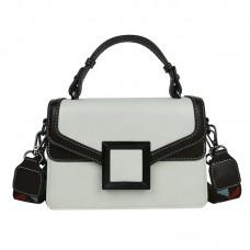Дизайнерская сумочка «Милано» на широком цветном ремне