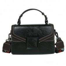 Дизайнерська сумочка «Мілано» на широкому кольоровому ремені