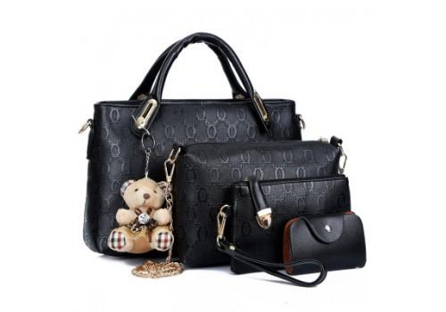 Набор женских сумок 4 в 1