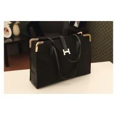 Велика сумка в стилі Гермес