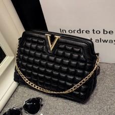Модна стебнована сумка
