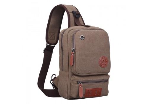 Слинго-рюкзак вместительный BUWEISI