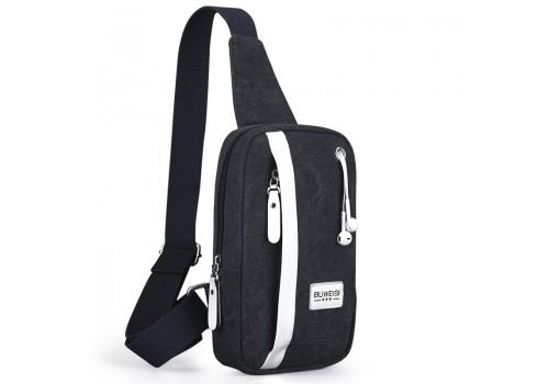 Компактний міський слінго-рюкзак