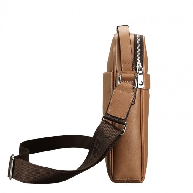 Чоловіча шкіряна сумка світлого кольору  Чоловіча шкіряна сумка світлого  кольору ... 8423a857e2b8d