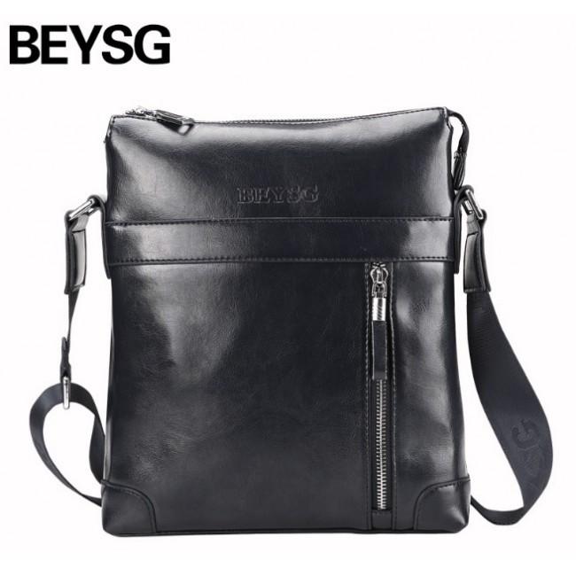 Купити сумку шкіряну чоловічу BEYSG. StyleRoyal. e6ecb69d31bc1