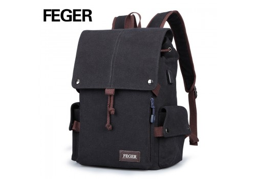 Місткий студентський рюкзак FEGER
