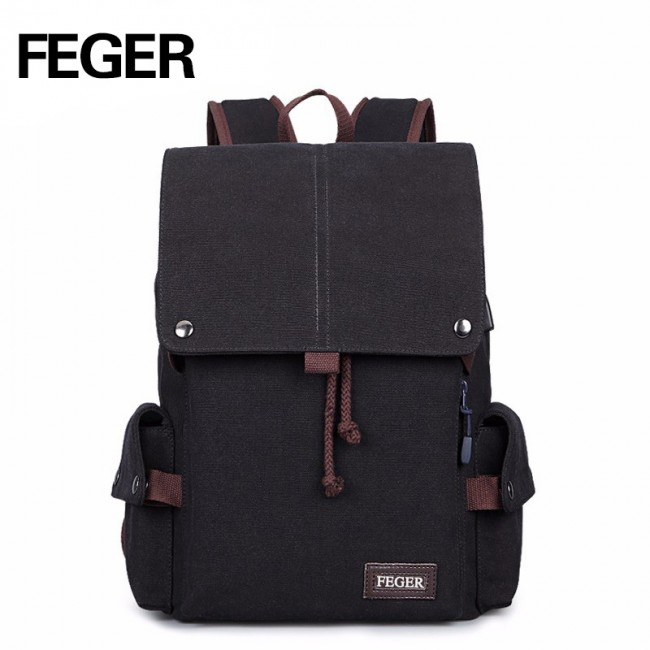 Місткий студентський рюкзак FEGER  Місткий студентський рюкзак FEGER ... 06ee48d34b62d