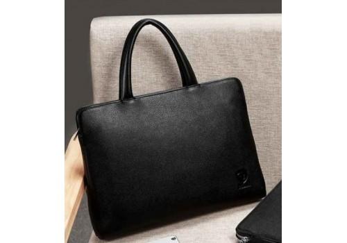 Деловая кожаная сумка Feger