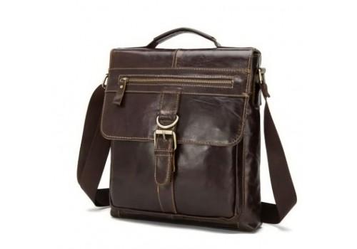 Шкіряна чоловіча сумка від Marrant Leather
