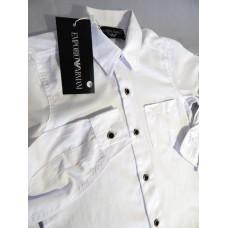 Дитяча біла сорочка