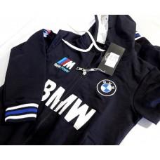 Спортивний костюм для хлопчика з логотипом відомої торгової марки автомобіля
